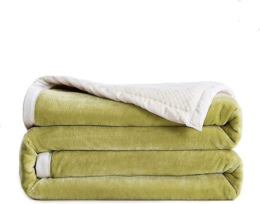 Manta suave de cama de matrimonio algodón por Casofu, Super cómodo terciopelo manta mantas para cama, sofá, sofá ...