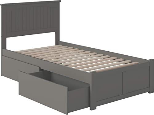 Atlantic Furniture Nantucket Platform Bed