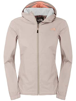 The North Face Quest - Chaqueta para mujer, color Brown - sand, talla L
