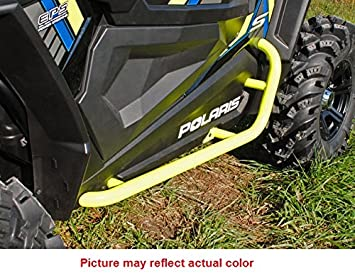 Super ATV Naranja HD Nerf Bars Polaris RZR 900/1000/Turbo