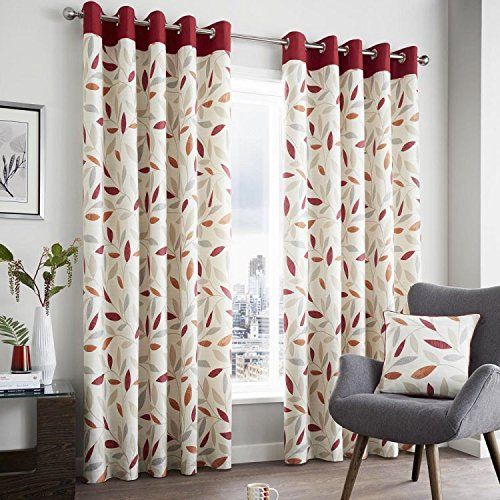 Fully Lined Curtain - 3