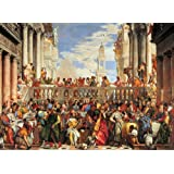 Clementoni 34515.1 'Veronese The Wedding at Cana' Jigsaw Puzzle 4,000 Pieces