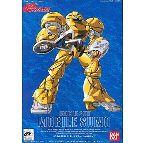1//144 Mobile Sumo Gold Type by Gundam