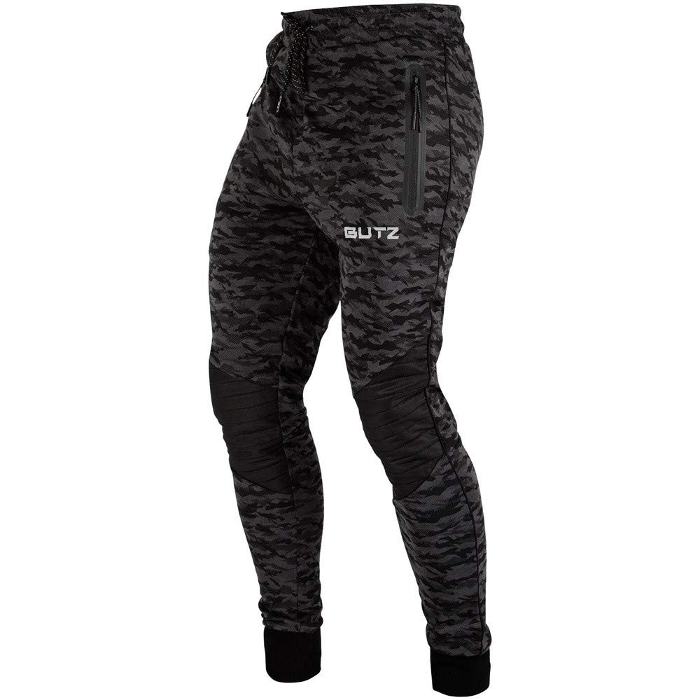 Men Camouflage Casual Pocket Sport Work Gym Workout Fitness Casual Trouser Pants