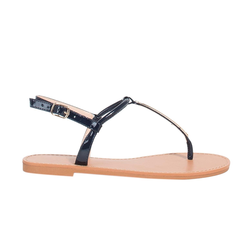 Parfois Sandalen Special Price - Damen  39 EU|Marineblau
