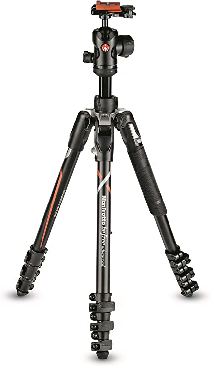 Manfrotto Befree Advanced Stativ Kit Für Sony Alpha7 Kamera