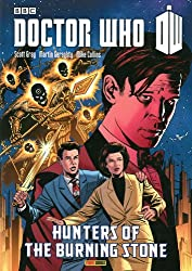 Doctor Who: Hunters of the Burning Stone GN (Doctor Who (Panini Comics))