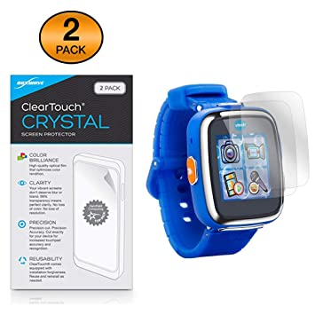 BoxWave ClearTouch Crystal VTech Kidizoom Smartwatch DX (2 ...