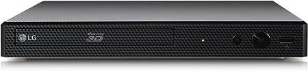 Lg Bp450 3d Blu Ray Player Smart Tv Dlna Upscaler 1080p Lan Usb Schwarz Heimkino Tv Video