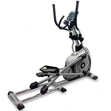 BH bici elíptica NC19. Fitness apps. Entrenamiento motivacional. Especial para usuarios altos y