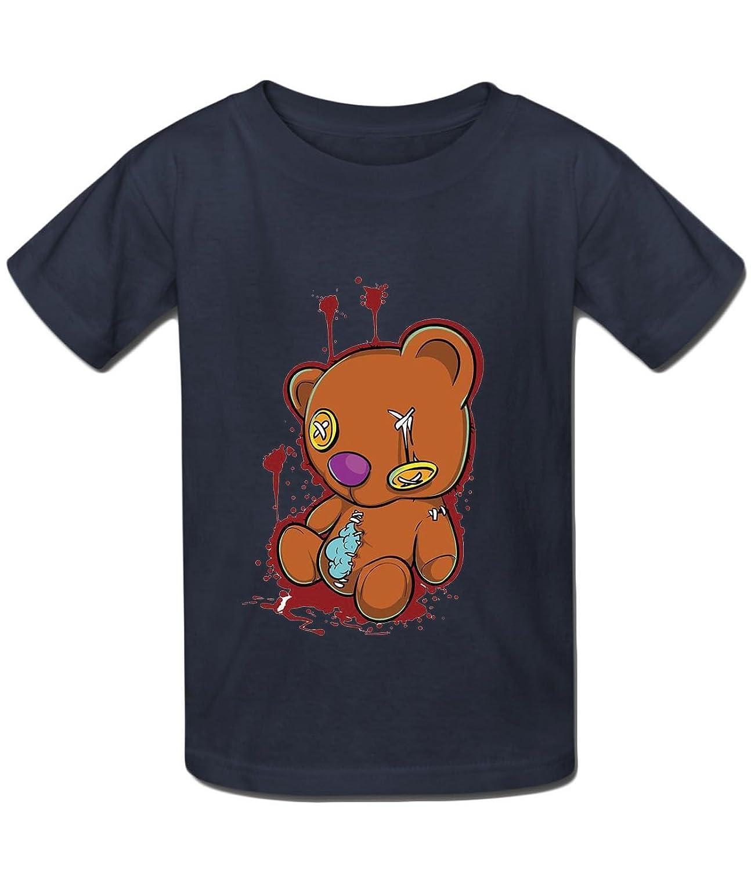 Adj Bleed Bear Bear Mercy Great gift T-Shirts for M navy