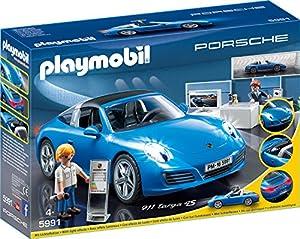 PLAYMOBIL 5991 - Porsche 911 Targa 4S