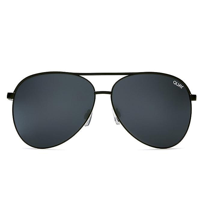 Amazon.com: Gafas de sol Quay Australia, modelo Vivienne ...