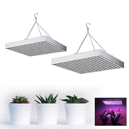 15W LED Pflanzenlampe Pflanzenlicht Grow Pflanzen Licht  Pflanzen Wuchslampen