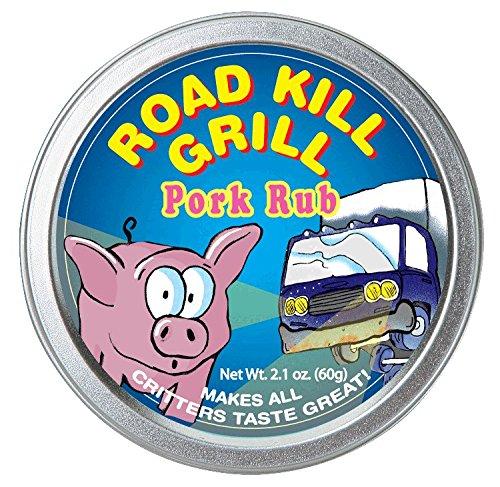 Dean Jacob's Road Kill Grill Pork Rub ~ 2.1 oz. Tin
