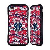 Official NBA Digital Camouflage Washington Wizards Hybrid Case iPhone 7 Plus/iPhone 8 Plus