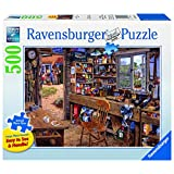Ravensburger Dad's Shed - 500 pc Large Format Puzzle