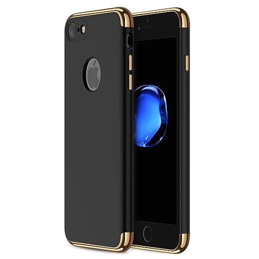 19 opinioni per Custodia per iPhone 7, RANVOO in 3 parti in stile extra sottile e rigida cover