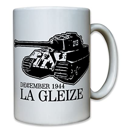 Amazon com: La Gleize 1944 King Tiger Museum Belgium Bulge