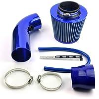 filtro aire coche universal Cromado filtro de aire