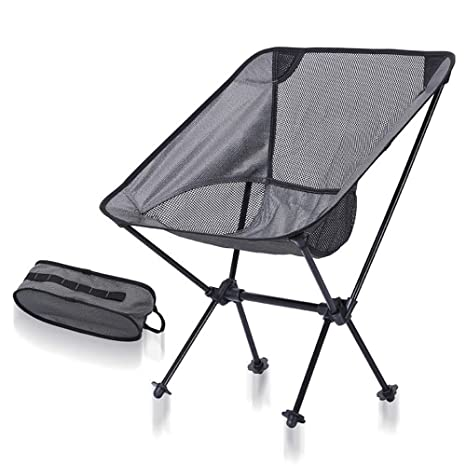 Fácil de montar Sillas de camping plegables portátiles ...