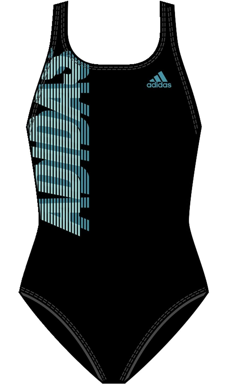 adidas Damen Kinesics Badeanzug: : Bekleidung