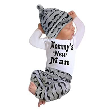 93a51a39e Baby Boy Outfits Set for 0-18 Months Kids