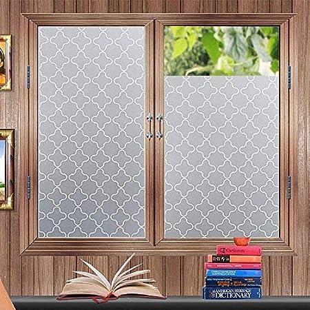 Lifetree 117 Fensterfolie Fensterladen Sichtschutzfolie Statische ...