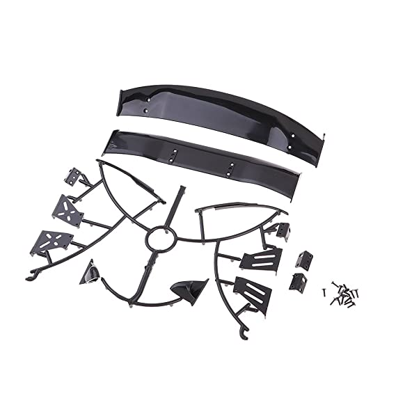 GROOMY Lautsprechergrills Cover Guard Protector Mesh Lautsprecher dekorativer Kreis Audio-Zubeh/ör-2 X Speaker Grill Mesh 8 X Screw
