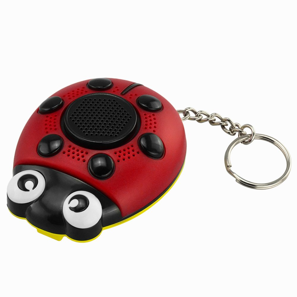 Color You 130dB Loud Siren Personal Security Alarm