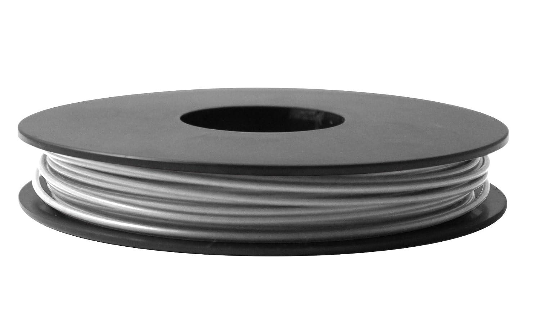 VS Electronic 278193 Litze LiYv Spule, 0.25 mm², 25 m, Weiß VS Electronic Vertriebs GmbH