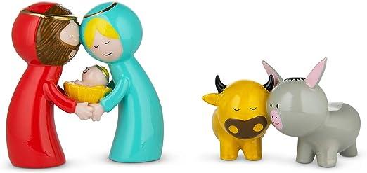 Mehrfarbig Porzellan Alessi Happy Eternity Baby,Roccia One Size