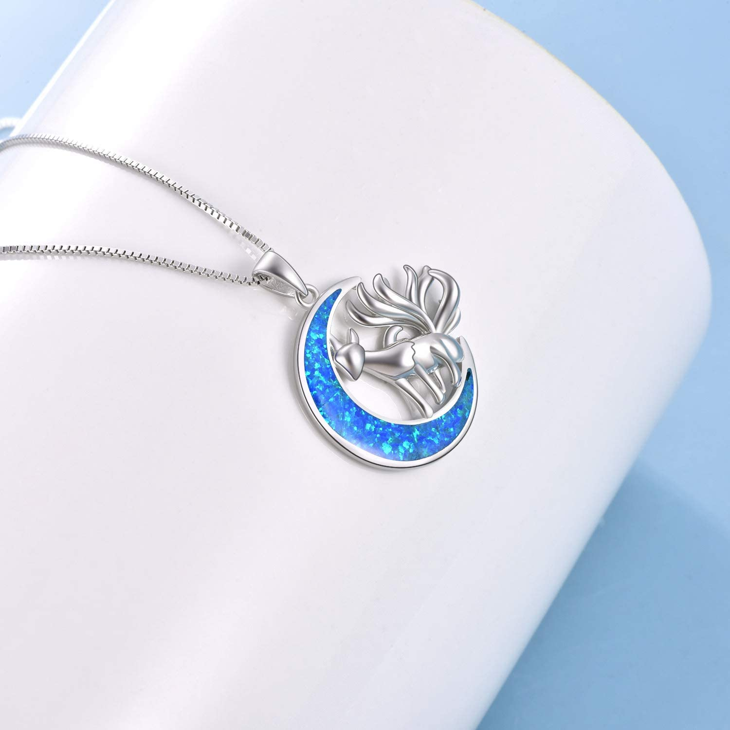 Smile Necklace for healing Tradition Mask Jewelry Korean Mask Necklace in Sterling Silver Silver Necklace