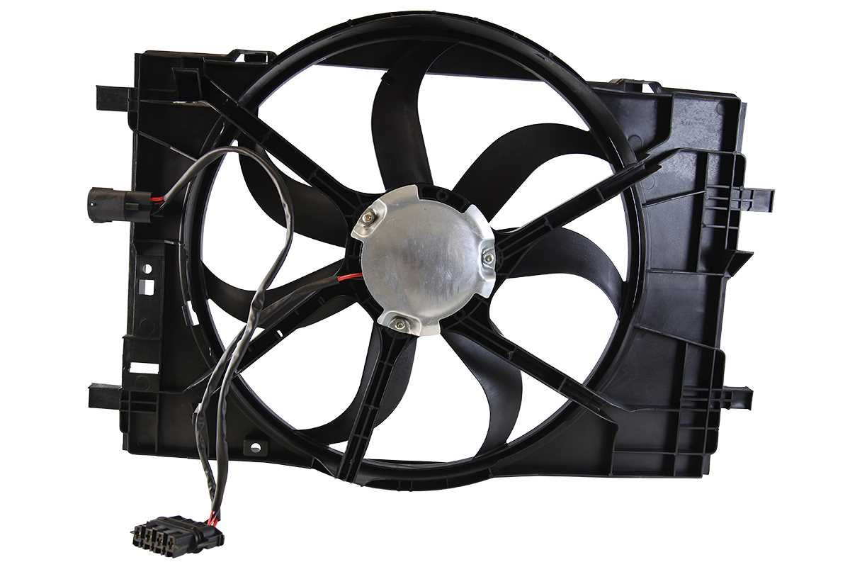 Prime Choice Auto Parts FA721043 Radiator Cooling Fan Assembly