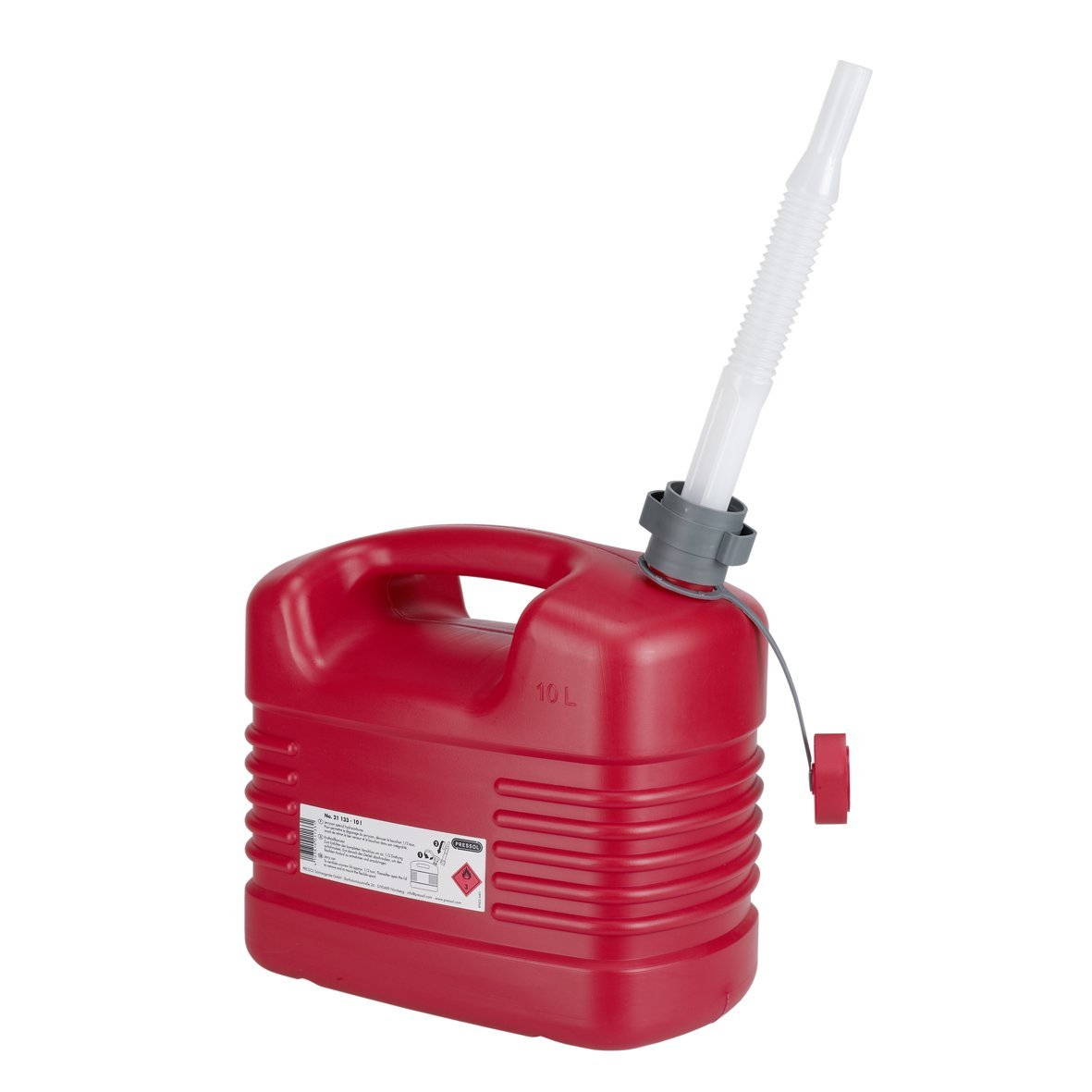 Pressol 4682952 Fluid Canister Polyethylene 10 L