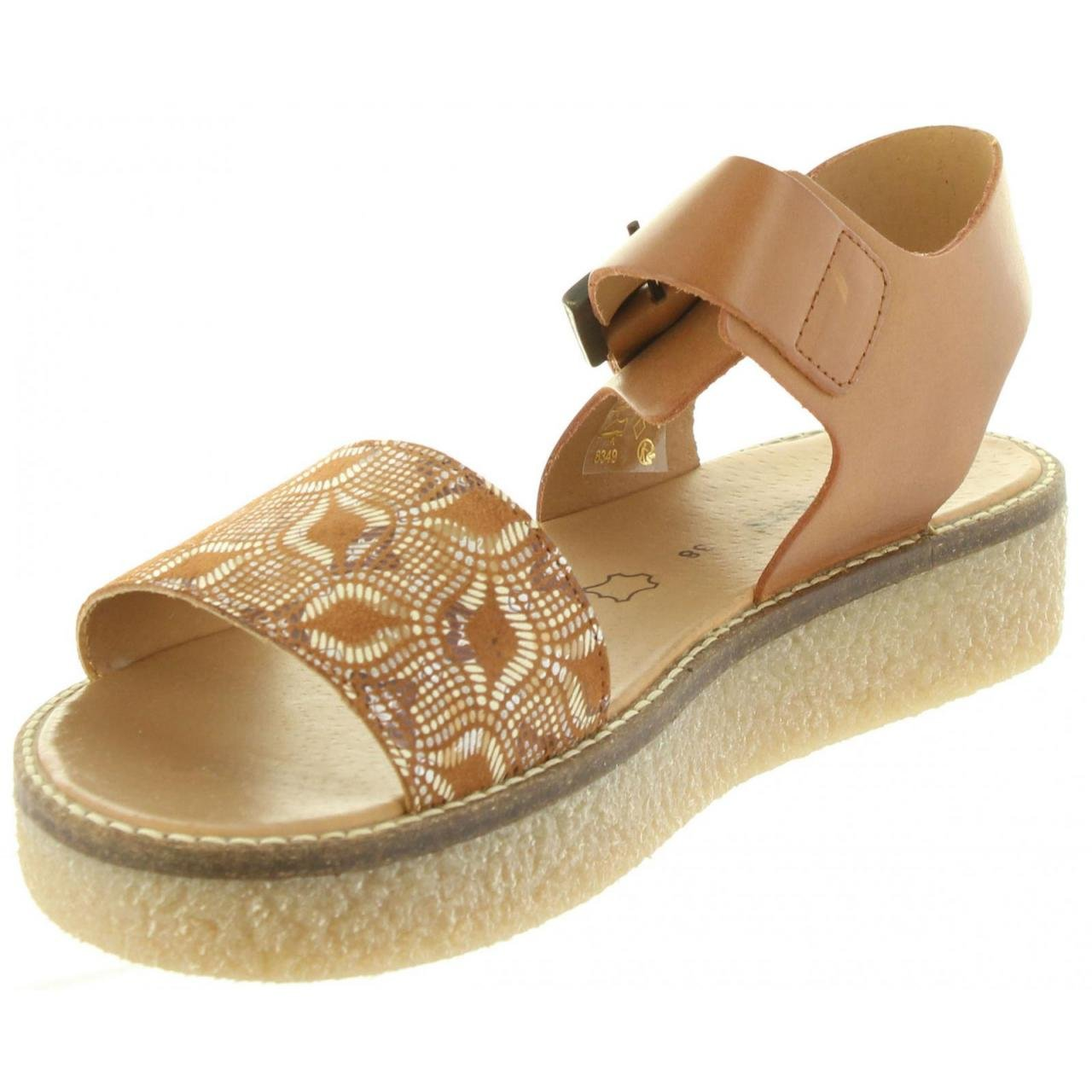 kickers femmes sandales sandales sandales 548871 50 victoire 114 chameau amazon.co taille 40. 90b616