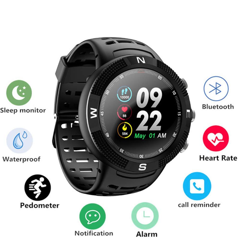 TONGTONG SmartWatch GPS podómetro IP68 Impermeable Llamada ...
