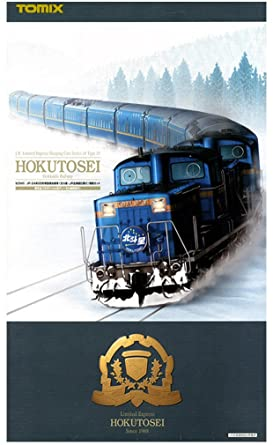 Nゲージ/ 【A】 TOMIX 92945 JR (北斗星・JR北海道仕様II) 6両増結セット 限定品 【中古】 24系25形特急寝台客車