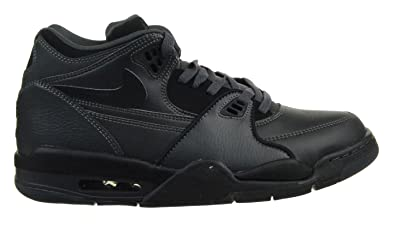 Nike Air Flight 89 Men's Basketball Shoes Anthracite/Black 306252 007 14
