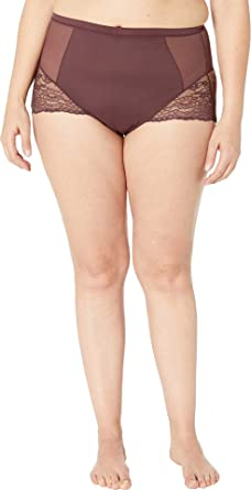 c1b5f4034ff SPANX Women s Plus Size Spotlight On Lace Brief at Amazon Women s Clothing  store