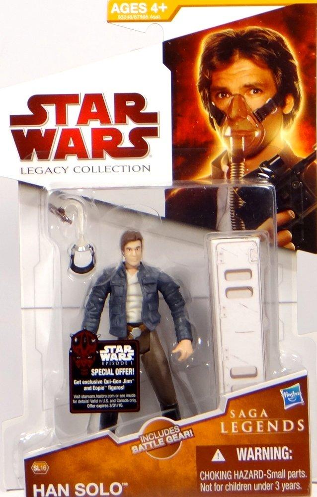 Hasbro 'Han Solo mynock Hunt The Empire Strikes Back SL16 – Star Wars Saga Legends The Legacy Collection 2009