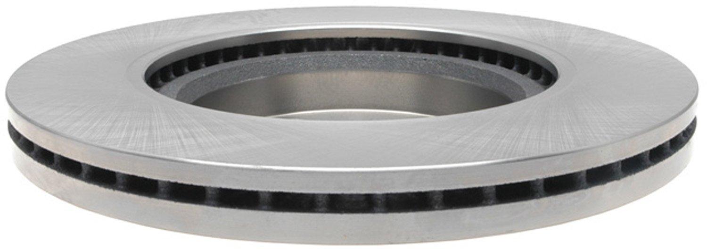 ACDelco 18A2571A Advantage Non-Coated Front Disc Brake Rotor