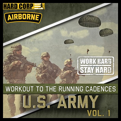 82nd. Patch on my shoulder by run to cadence.