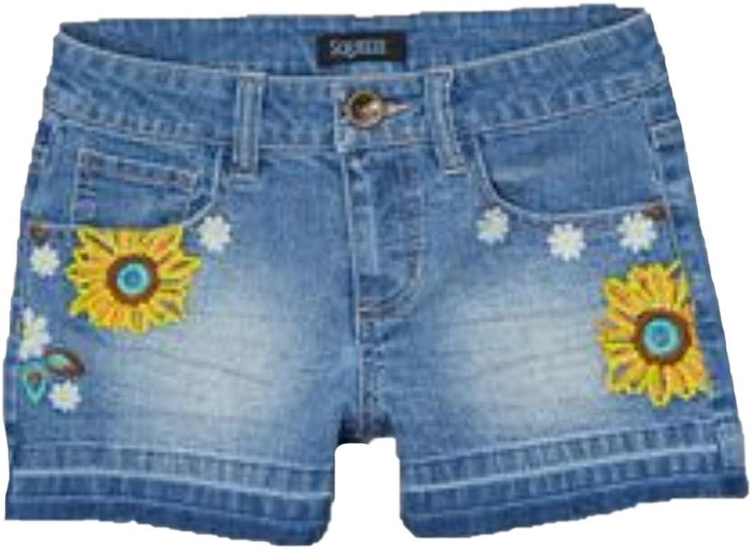 Squeeze Girls Embellished Shorts
