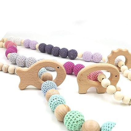 Amazon.com: EBTOYS - 7 piezas de juguetes de dentición de ...