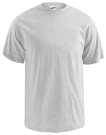 0fa2bc0ff Amazon.com: Soffe Men's Classic 100% Cotton Short Sleeve T-Shirt ...