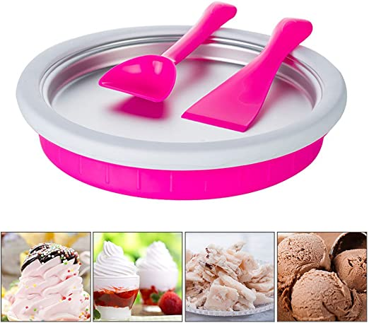 Sue Supply DIY - Mini sartén de hielo frito para casa o yogurt ...