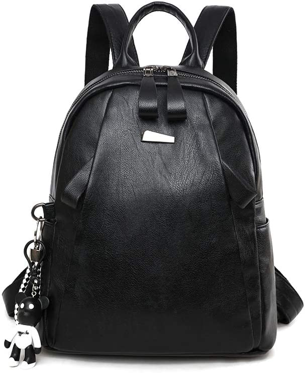 Two Colors 8haowenju The Girls Versatile Backpack is Perfect for Everyday Travel Travel Outdoor Fashion and Leisure Work School Minimalist Style Latest Models