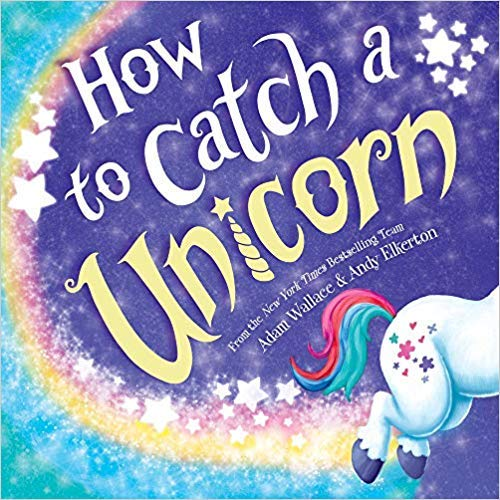 How to Catch a Unicorn (Christmas 2019 Shop Liberty)
