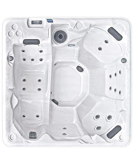Amazon.com: Tubos calientes de 5 asientos, 27 chorros de ...